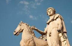 Place du Capitole (C lyne) Tags: italy rome roma italia italie piazzadelcampidoglio placeducapitole