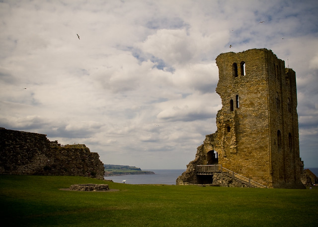 060710_ Scarborough Castle #7