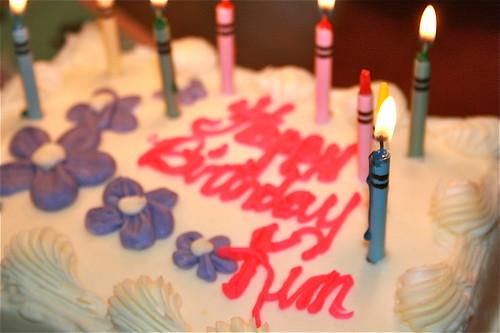 Birthday Cake YUMM