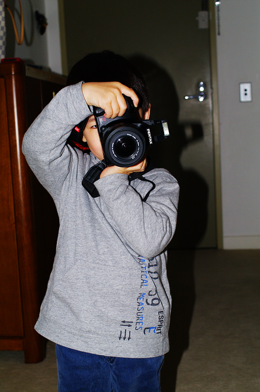 Little Cameraman 1
