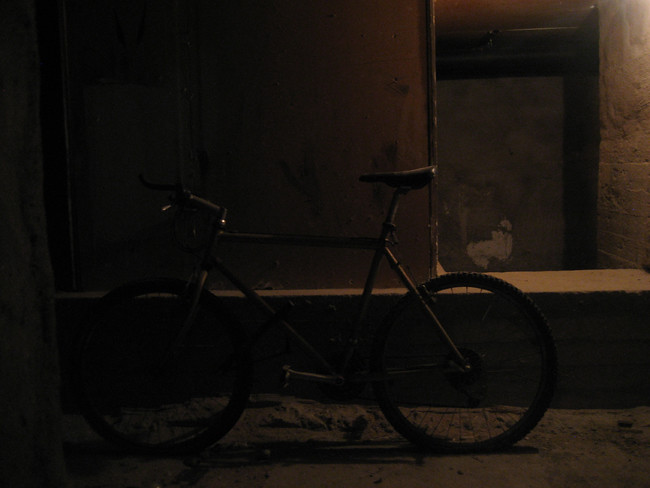 cykel originalfotot