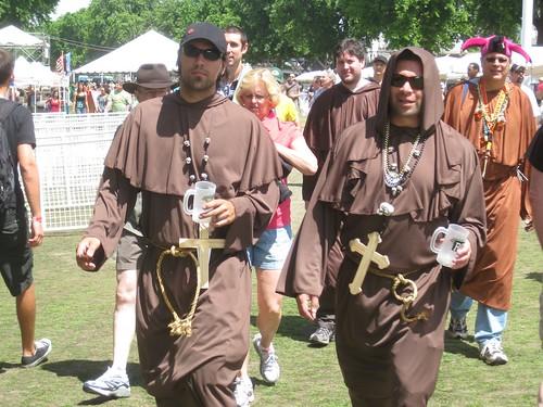 OBF monks