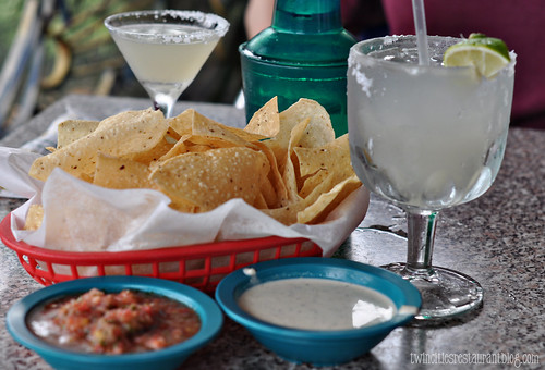 Chuy's ~ Chips and Salsa, Margarita