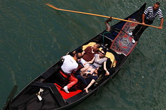 Typical Venezia @ Grand Canal, Venezia (NL@TPE) Tags: italy gondola venezia grandcanal 135mmf2l canon5dii