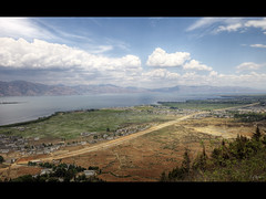 Landscape around Dali