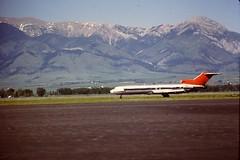 Boeing 727 (San Diego Air & Space Museum Archives) Tags: northwest aviation boeing aeronautics 727 sdasm quastler copyrightbelongstoiequastler
