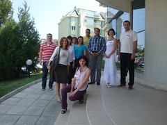 GM_Workshop1_24.07.2010 (Janet Naidenova) Tags: training sofia internet business seminar bulgaria workshop success guerrillamarketing          janetnaidenova  e