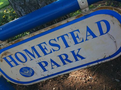 Homestead Park in Cascade Park