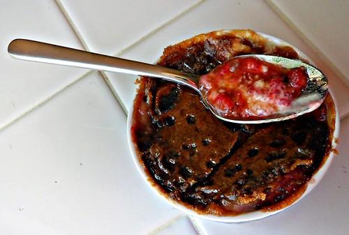 Indigo's Sugar Spectrum: Raspberry Gratin