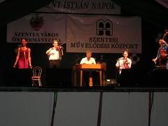 Andrea Gerak & Friends / Gerák Andrea és Barátai - Szentes (HU) Aug 2009