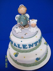 Torta Para Bautismo