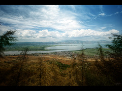 From a darker point of view (Kaj Bjurman) Tags: china sky clouds dark landscape eos 5d yunnan dali offwhite hdr kaj mkii markii cs4 photomatix loake bjurman
