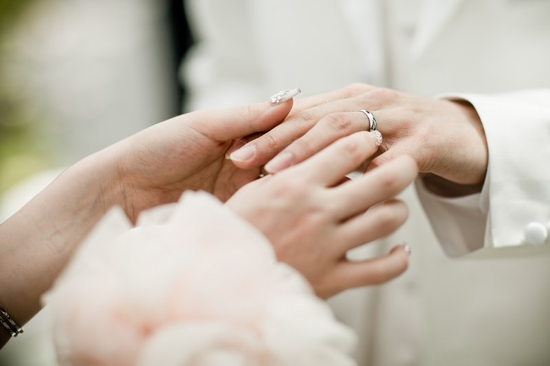 Raymond Phang Photography - Rings exchange