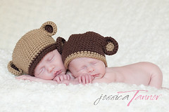 monkey see monkey do ({{Jessica}}) Tags: baby boys twins newborn fraternal 6lb 4lb