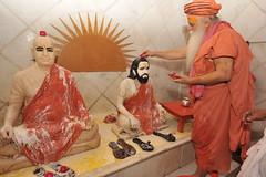 Guru Puja by MaharajShri (25th July, 2010) (Udasin Karshni Ashram / Naresh Swami) Tags: fullmoon purnima mathura poornima gurupuja gurupurnima gurupoornima ramanreti mahavan swamikarshninaresh sriudasinkarshniashram gurupujan nareshswami