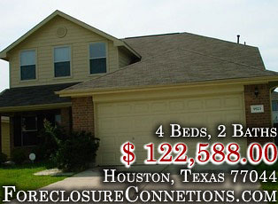 Houston Foreclosures Texas 4Bd 2Ba  12258800  ForeclosureConnectionscom by ForeclosureConnections