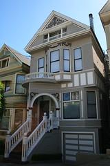 112, Lyon St - Janis Joplin's house (8:40am) Tags: janisjoplin sanfranciscohaightashbury112lyonstreet