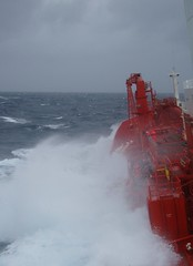 Sailors life (tord75) Tags: sea ship gale skip kuling odfjell uvr workatsea bowfaith