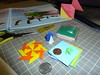 Origami Models Folded Out Of 2 Inch Squares B