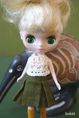 PetiteBlythe, Needle Lace