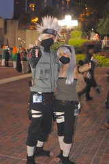 DSC_0043 (kubot) Tags: anime comic cosplay manga baltimore gaming convention otakon naruto con kakashi narutoshippuden kakashisexynojutsu otakon2010