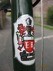 Ellis Briggs Super Tourist Head Badge