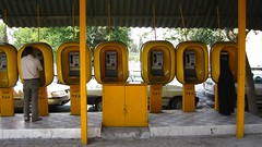 Payphones in Shiraz