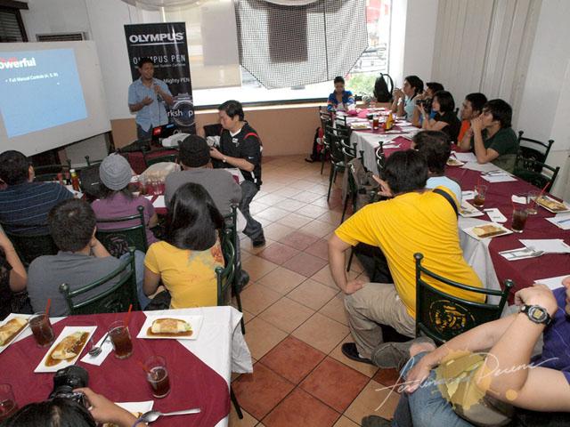 Olympus PEN Workshop