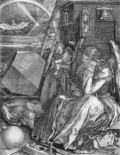 Albrecht Durer, Melancholy