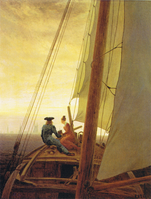 Scan - Caspar David Friedrich