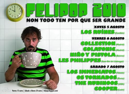 Felipop 2010 - Fene - Limodre - agosto - cartel