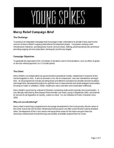 Young Spikes Integrated Competition - The Brief_Page_1