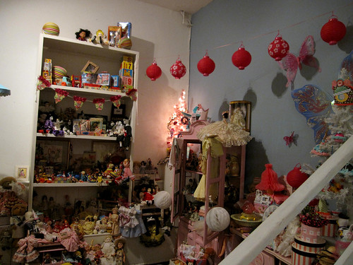 Inside Doll Land at Piddlestixs!