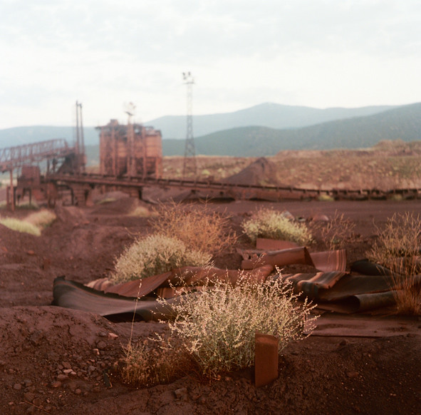 Minas de Hierro de Alquife