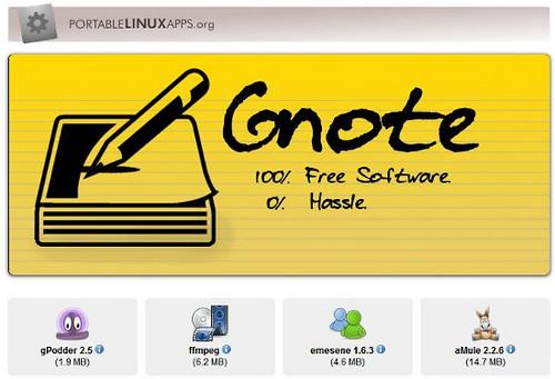 Portable Linux Apps