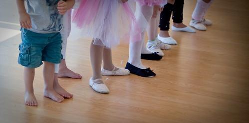 Lil' Learners Dance Class