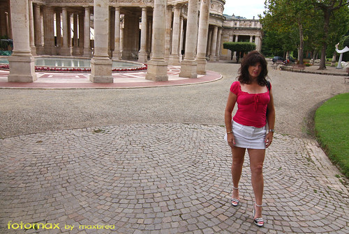 going nude in naked public square pics: highheels,  miniskirt,  hot,  sensual,  montecatini,  legs,  publicnudity,  sexy,  italy