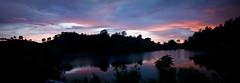 Panaromic Twilight @ Boga Lake