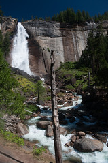 Nevada Fall Photo