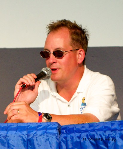 Stephen Force at Pod-A-Palooza 2010