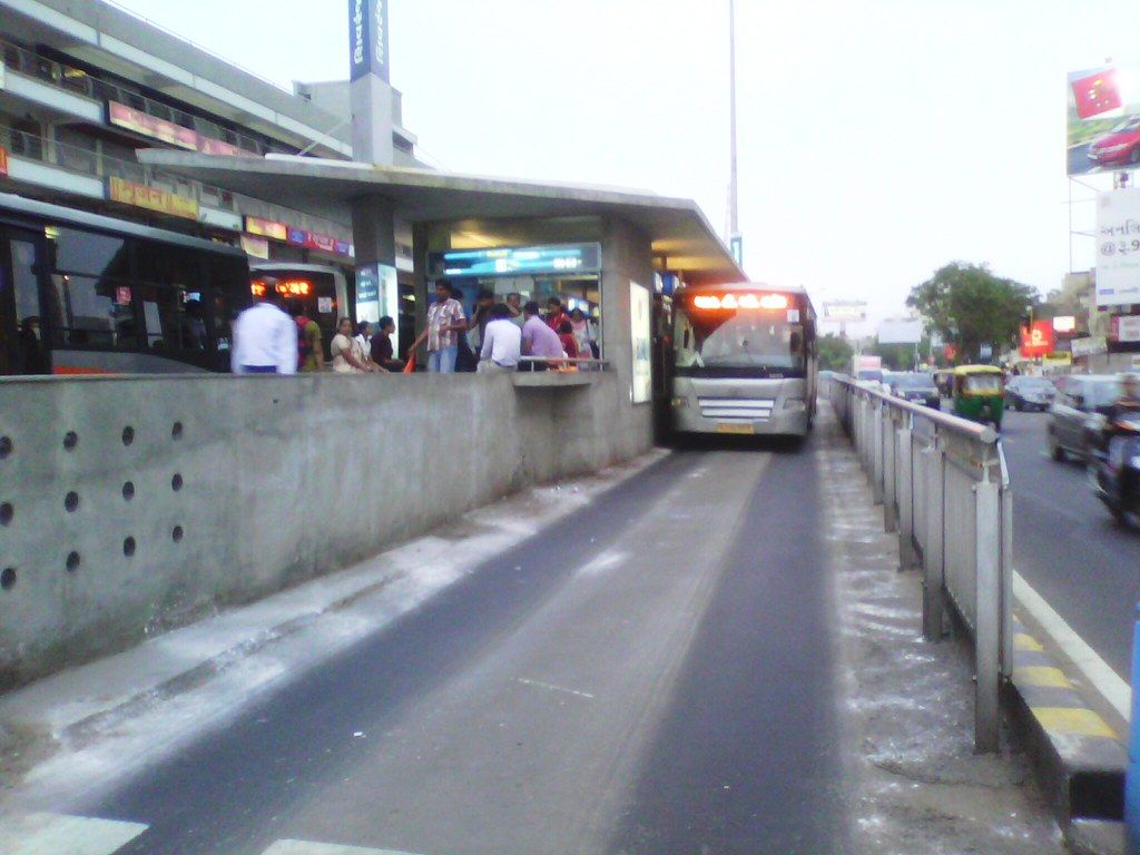 Ahmedabad Janmarg (BRTS)