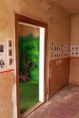 KultiWIRung: Das Seitenhaus präsentiert sich den Besucher_innen. Eine Oase. kommt zum Vorschein.