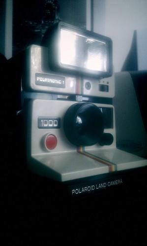 Polaroid Land Camera Model 1000 (Sx70 Film)