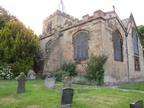 20100620_Hawarden_St_Deiniol's_Church_004 by Friar's Balsam, on Flickr