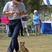 Richard Curtis K9 freestyle dancing dogs Betty