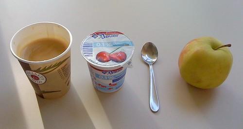 Bauer 0,1% Kirsche & Apfel