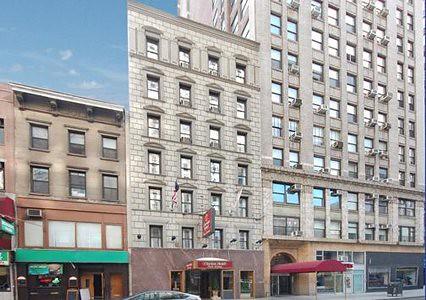 Clarion-Hotel-Park-Ave-New-York-Facade