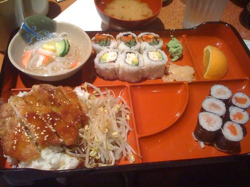 Miyako Sushi (Burrard and Pender)
