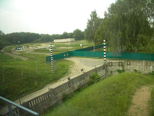 Belorussian border (Timon91) Tags: democracy control border poland communism brest belarus grens grenze terespol