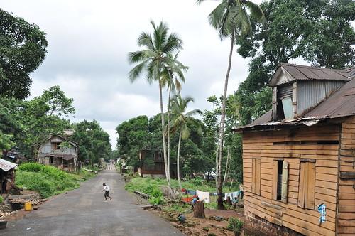 York town: Sierra Leone